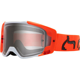 Fox Vue Dusc Spark Goggles, fluorescent orange/clear
